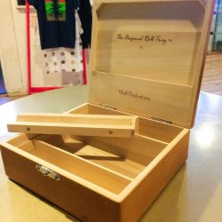 Wolf Deluxe Rolling Box T3L