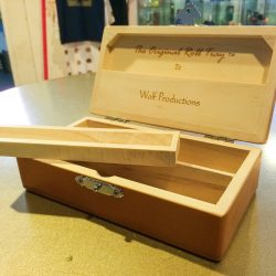 Wolf Deluxe Rolling Box T1