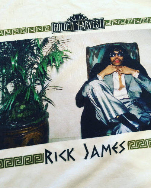 Rick James T-shirt